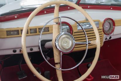 Phaeton steering wheel