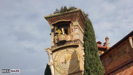 Clock @ Rezo Gabriadze Marionette Theater