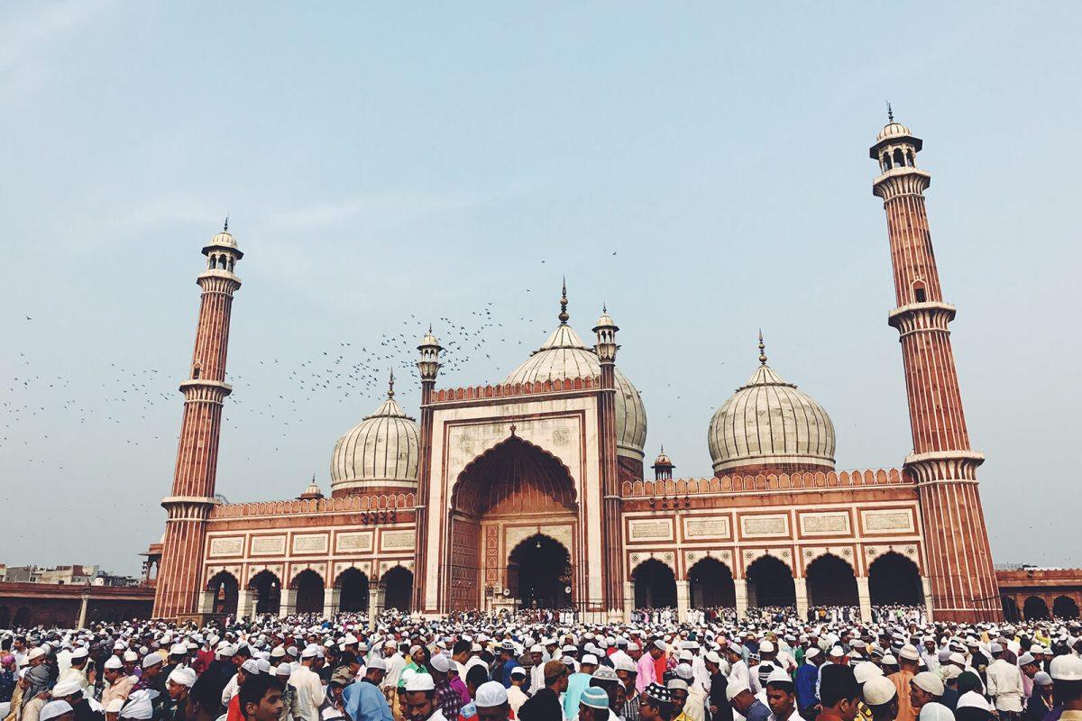 Jama Masjid, Chandni Chowk, Delhi