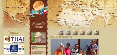 Nomadic Texan
