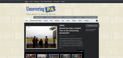 Uncovering PA
