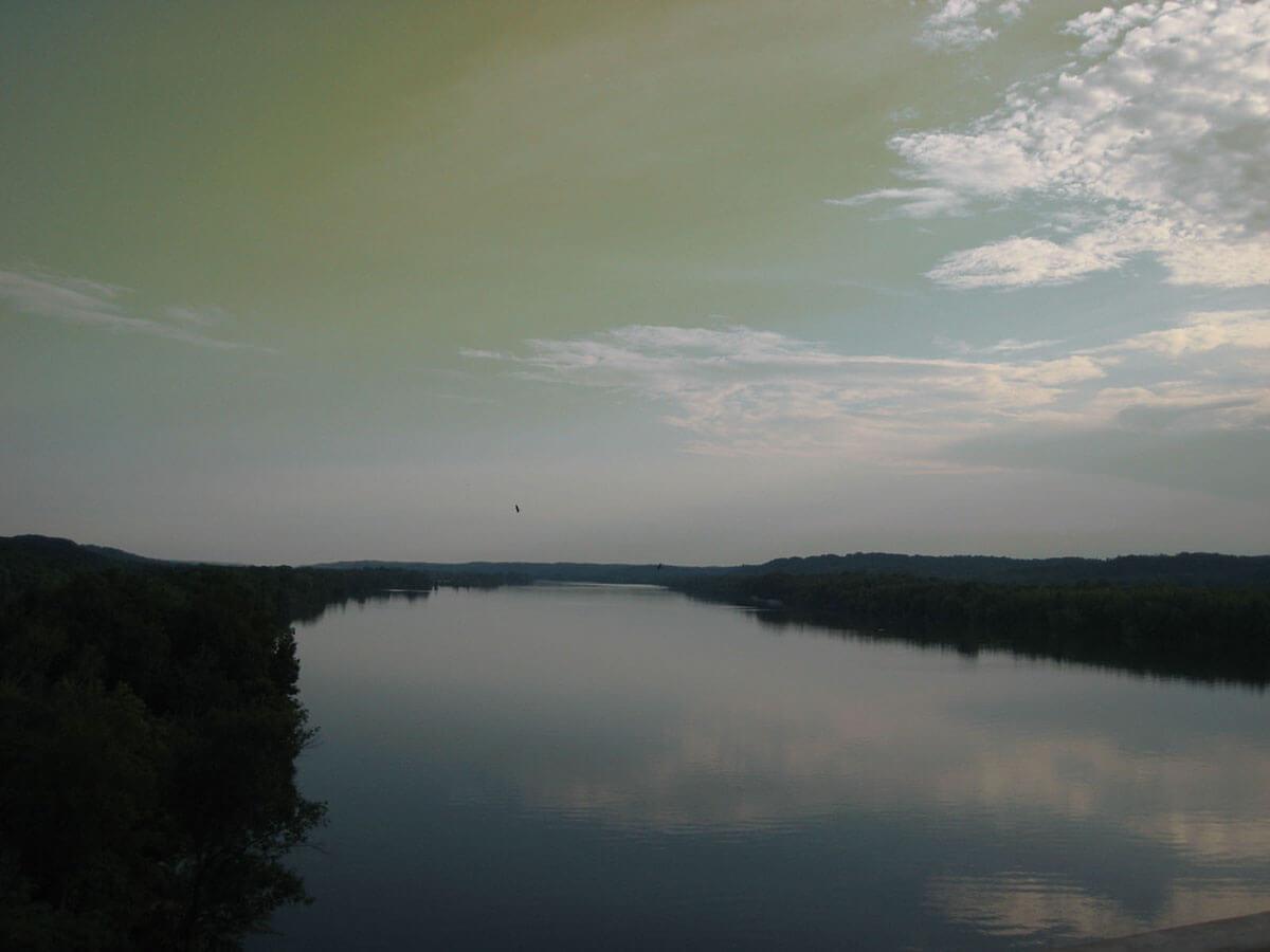 Road Trip: Mississippi River
