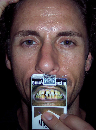 Secondhand Smoke Hurts Kids Teeth Amp Gums The Holistic