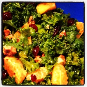 http://www.dawngluskin.com/2012/12/08/kale-citrus-salad-with-cranberries-toasted-walnuts/