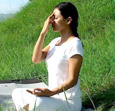 Go to theartofliving.org for a wonderful, in-depth article about pranayama (cleansing breath)