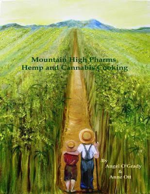 hemp and cannabis cooking