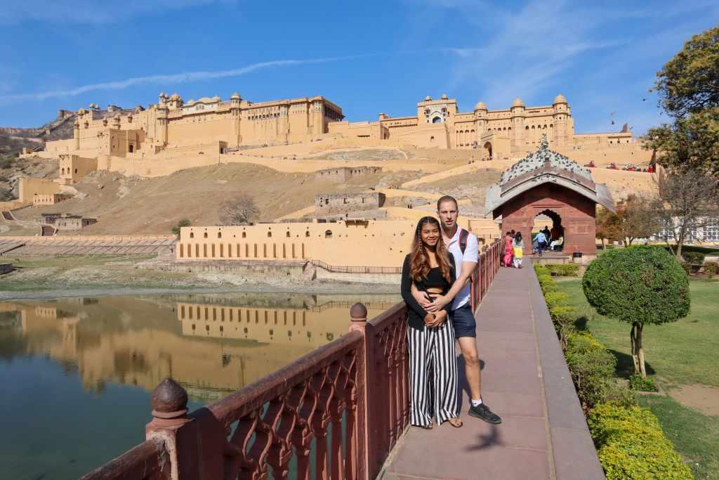 Amber Palace Jaipur India