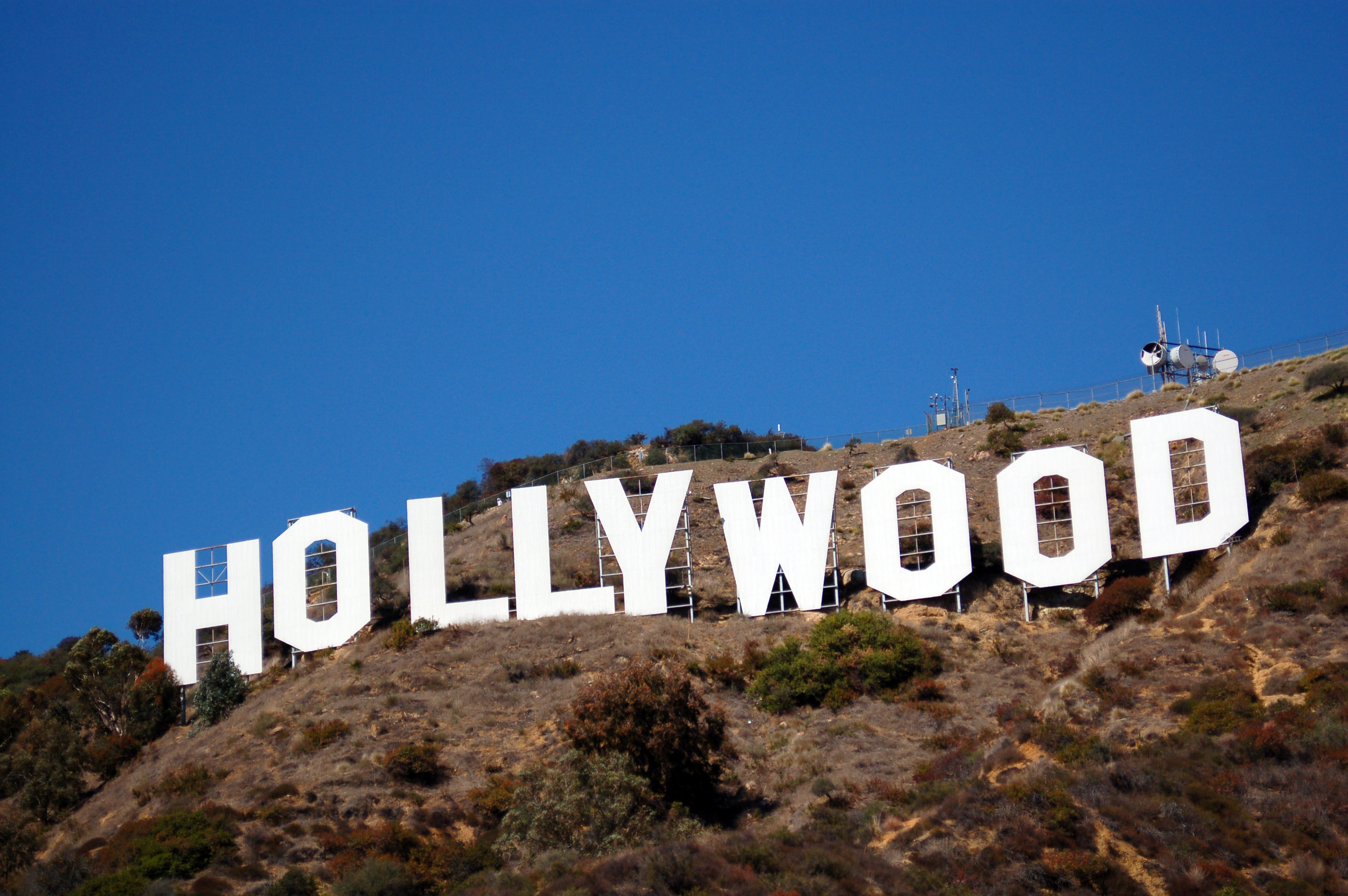 Hollywood Sign pic
