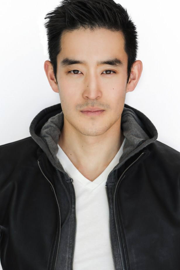 "Mike Moh - ""Triton"", Marvel's ""Inhumans"""
