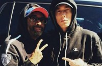 Spike Lee and Eminem