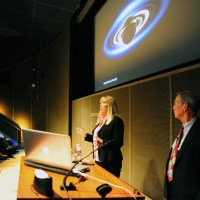 THE GRIFFITH OBSERVATORY LECTURE ON THE CASSINI SPACECRAFT WITH DR. LINDA SPILKER AND DR. EARL MAIZE ON MAY 15, 2017