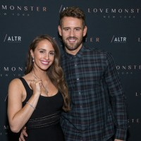 The Bachelor's Nick & Vanessa Appeared at Lovemonster Launch by ALTR Created Diamonds