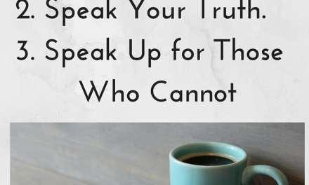 A Depression Solution: Speak!