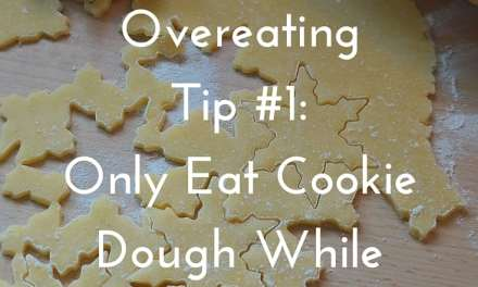 Stop Holiday Overeating with 3 Quick & Different Ideas