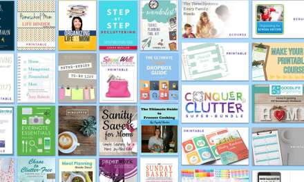 My Embarrassing Story and a Helpful Resource to Reduce Your Clutter