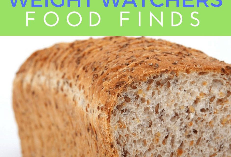 Weight Watchers Food Finds