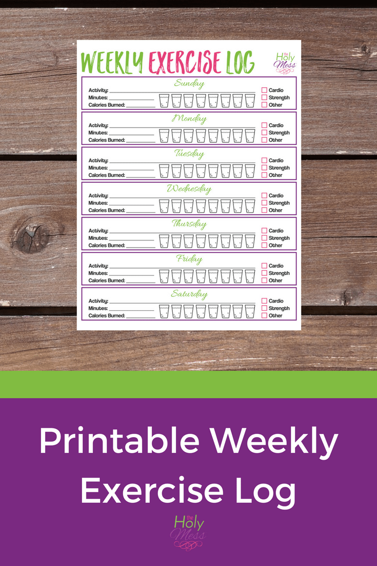 printable weekly exercise log pinpngfit7351102ssl1