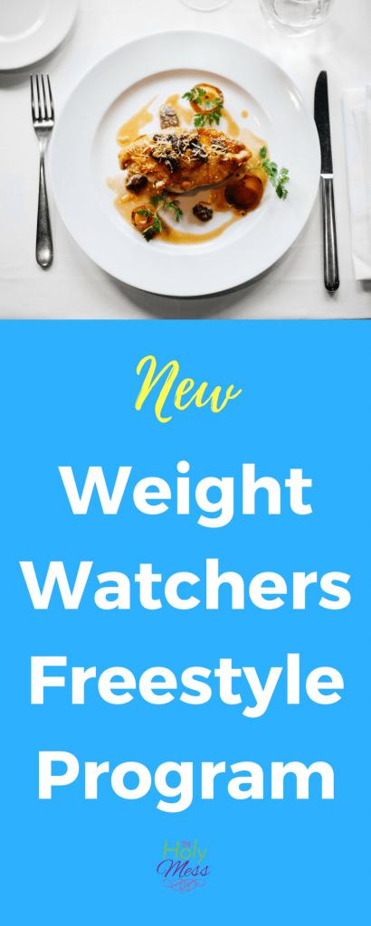 New Weight Watchers Freestyle Program