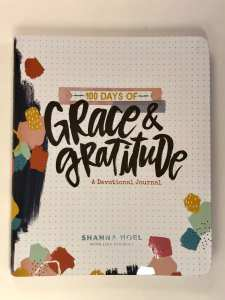 Illustrated Faith Grace & Gratitude Devotional Journal