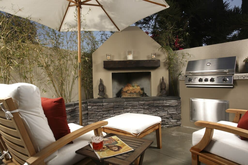 Small Outdoor Kitchen Ideas That Make A Big Difference