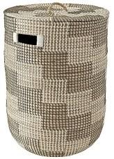 Crate & Barrel Hamper 2