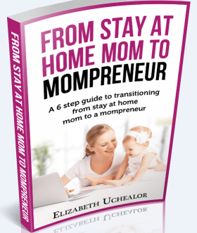 Stay at home mom, Mompreneur