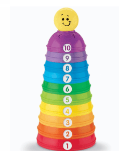 Stacker toys