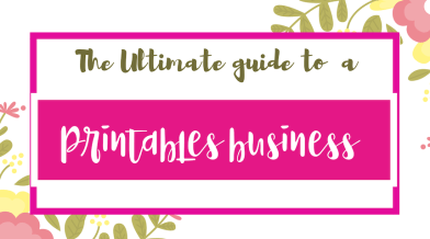 Printables business