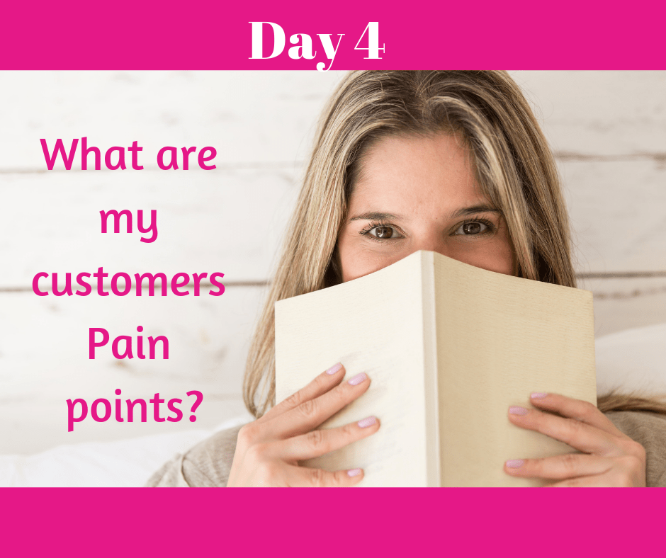 How to discover your customer's pain points.