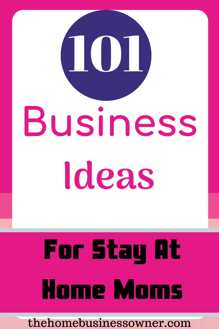 Want to learn 101 business ideas for ladies sitting at home, this is it.