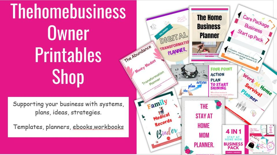 Thehomebusinessowner Shop