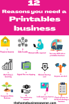 12 reasons you should own a printables business(passive income)