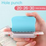 Planner Paper Puncher( A4 30 holes/ A5 20 holes)