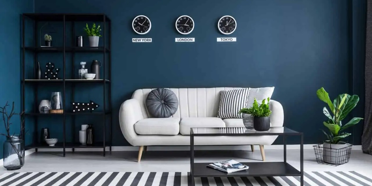 Modern Home Decor Design: the Concept of Accent Walls