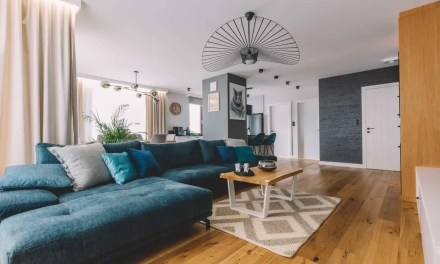 Home Decor Trend – Oversized lighting