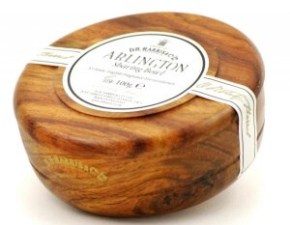 D.R.Harris & Co Mahogany Shaving Soap & Bowl