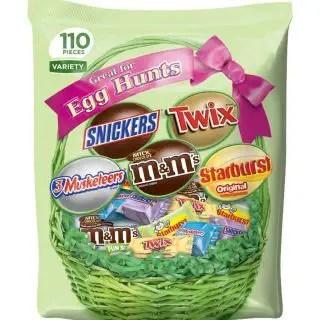 Mars Easter chocolate