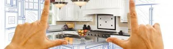 picturing a home remodeling project