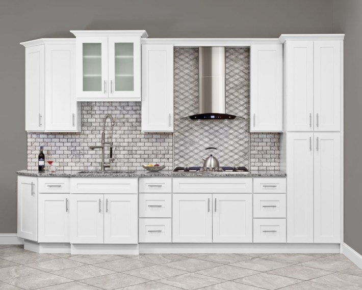 Stock cabinets for kitchen remodeling