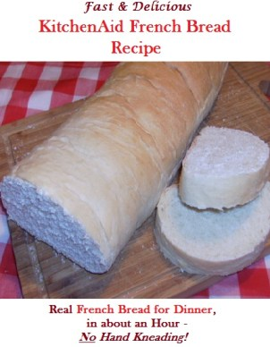 Stand Mixer French Bread Recipe