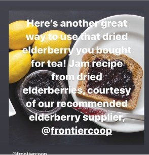 how to make elderberry jelly from dried elderberries