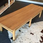 Turn An Old Coffee Table Into Stylish Bench Seating Homeroom
