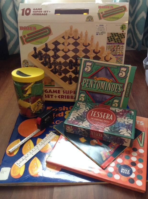 Math activities for kids