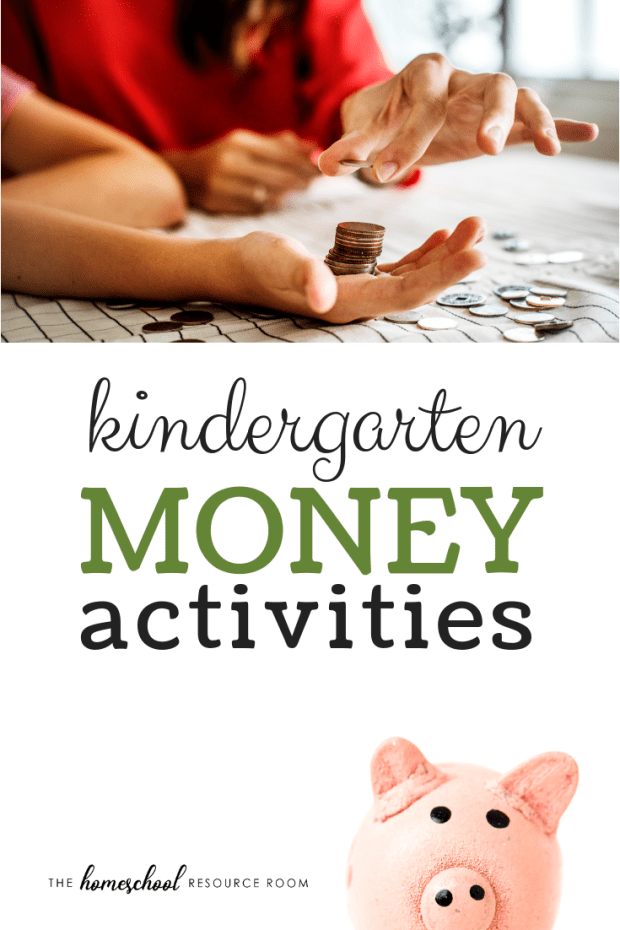 Get started with easy and fun kindergarten money lesson plans. Find books, activities, and fun ways to introduce money!