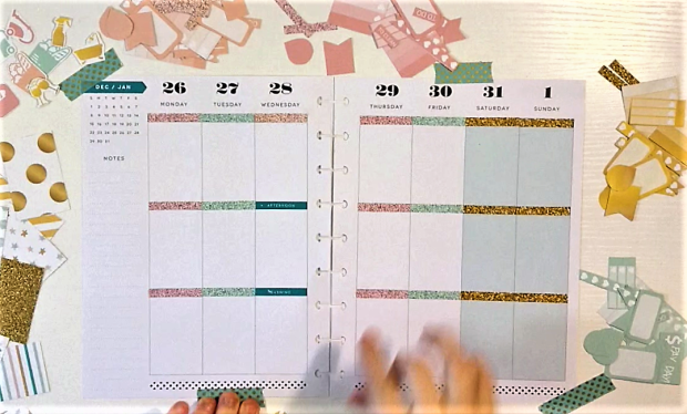 Make your own planner stickers with printables