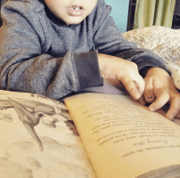 Read around the world with Magic Tree House - reading