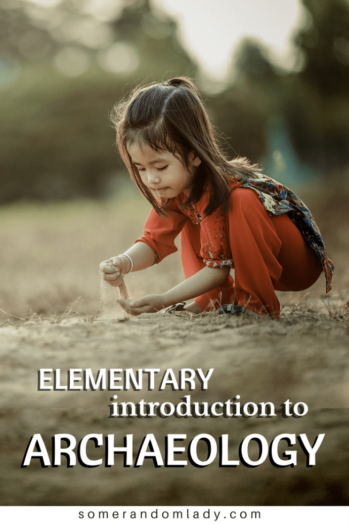 Elementary Introduction to Archaeology Pin