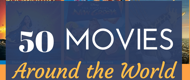 50 movies for around the world elementary geography