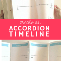 EASY Accordion Timeline Tutorial with Video