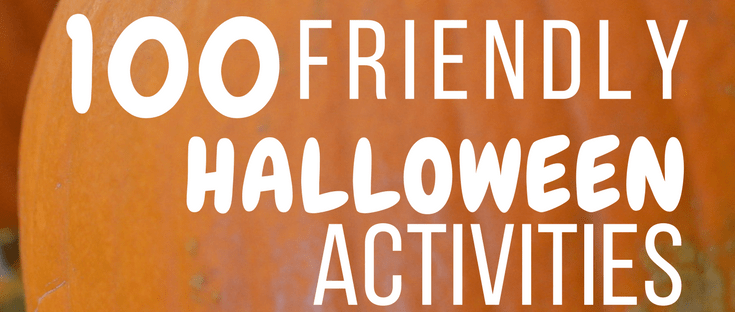 100 friendly halloween activities for little kids